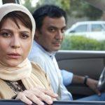 نقش آفرینی علیرضا آقاخانی و سحر دولتشاهی در فیلم وارونگی
