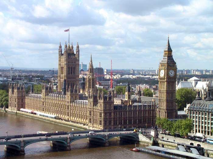 هکرهای ایرانی پارلمان بریتانیا