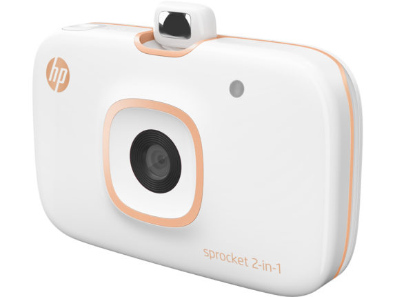 HP Sprocket 2-in-1