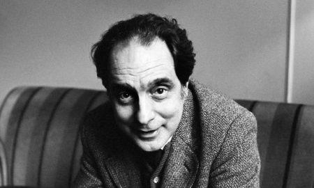 ایتالو کالوینو نویسنده ایتالیایی ۱۹۸۵-۱۹۲۳