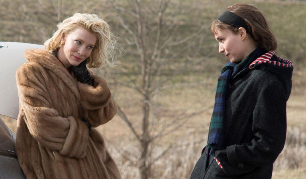 هنرنمایی Cate Blanchett و Rooney Mara در فیلم CAROL کاری از تاد هینز