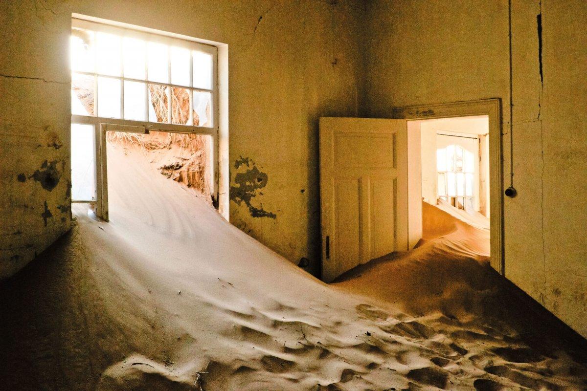 11 تصویر اسرارآمیز از مکان های رها شده در سراسر جهان