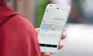 آموزش دستیار صوتی گوگل