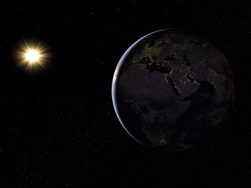 سیارات را هم در گوگلمپ ببینید.