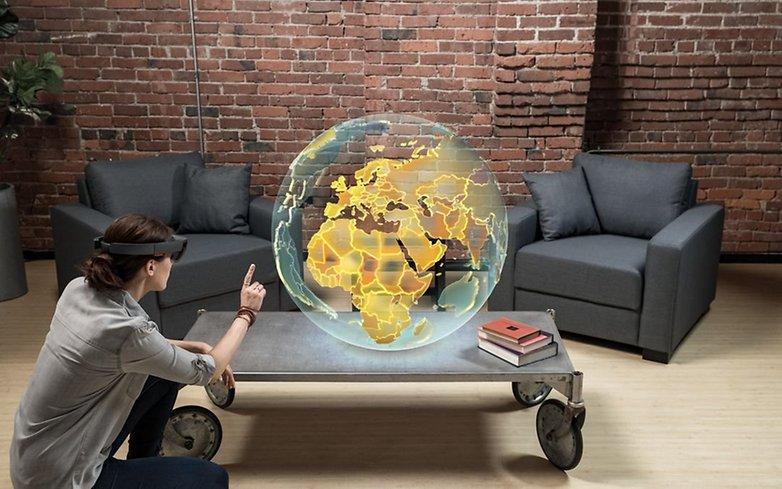 همه چیز درباره عینک های واقعیت افزوده آینده