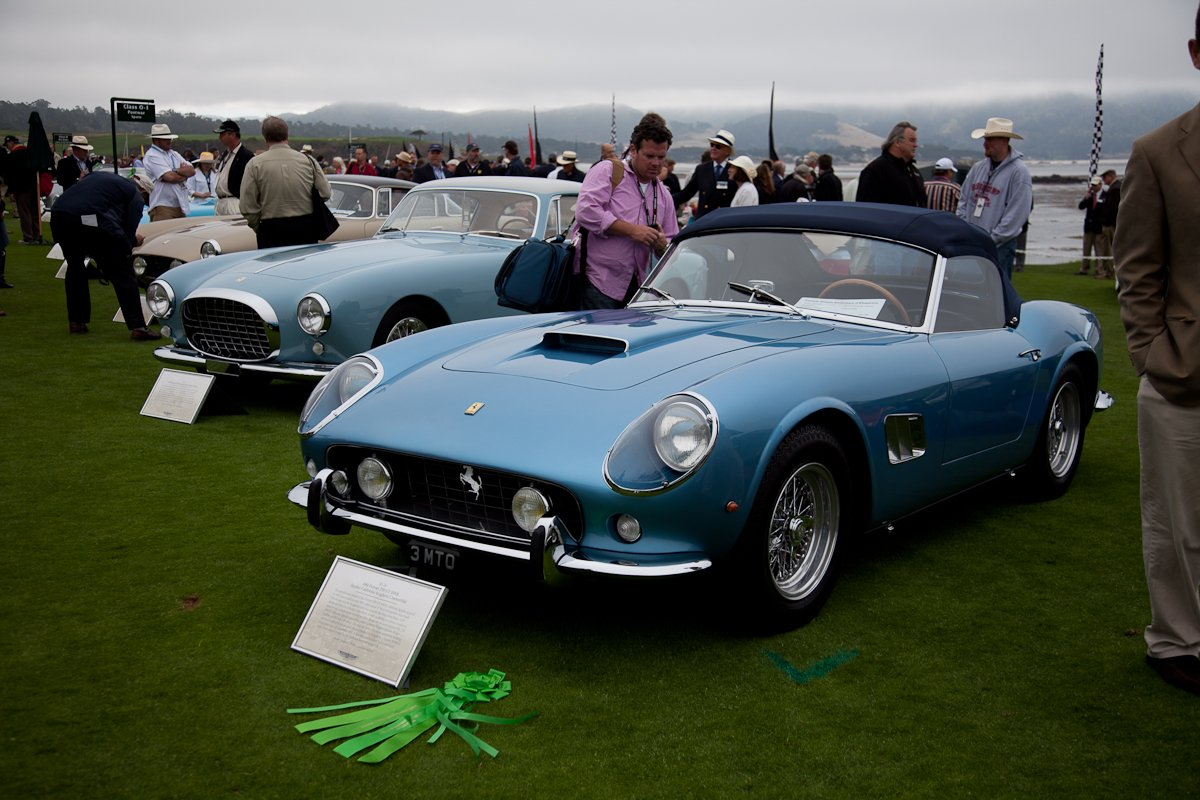 250 GT California Spider