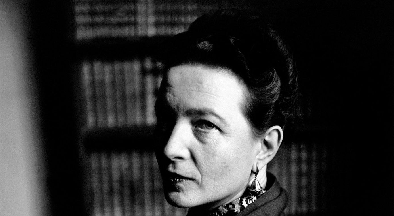 کتاب جنس دوم سیمون دوبوار ۱۹۸۶ - ۱۹۰۸ ؛ نویسنده ی فمنیست - اگزیستانسیالیست
