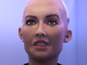 ربات Sophia