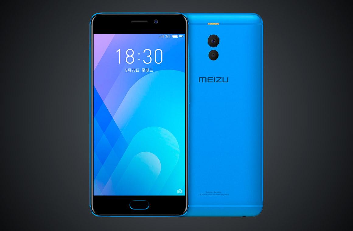 معرفی Meizu M6 Note؛ میان رده ای با حالت پرتره و سنسور اثر انگشت فقط با ۱۶۶ دلار!!