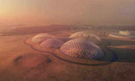 ساخت شبیه ساز کلونی مریخ در دبی
