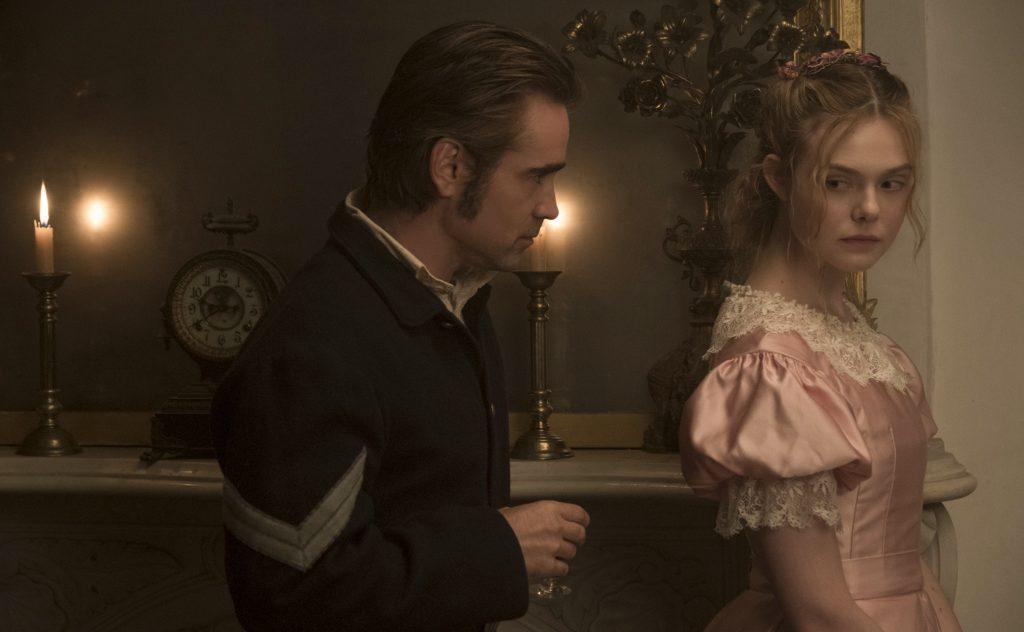 هنرنمایی Colin Farrell و Elle Fanning در فیلم فریب خورده