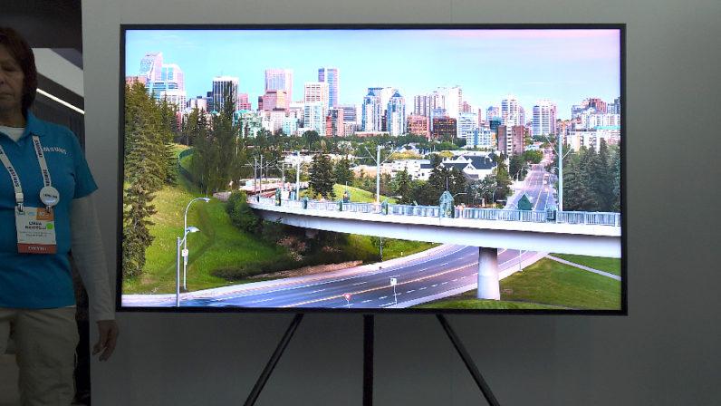 اتصال کامپیوتر به تلویزیون 4k