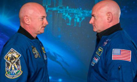 ارسال یکی از دو برادر دوقلو به فضا توسط NASA