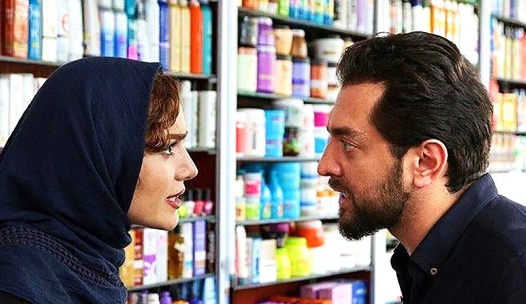 هنرنمایی بهرام رادان در فیلم زرد از مصطفی تقی زاده