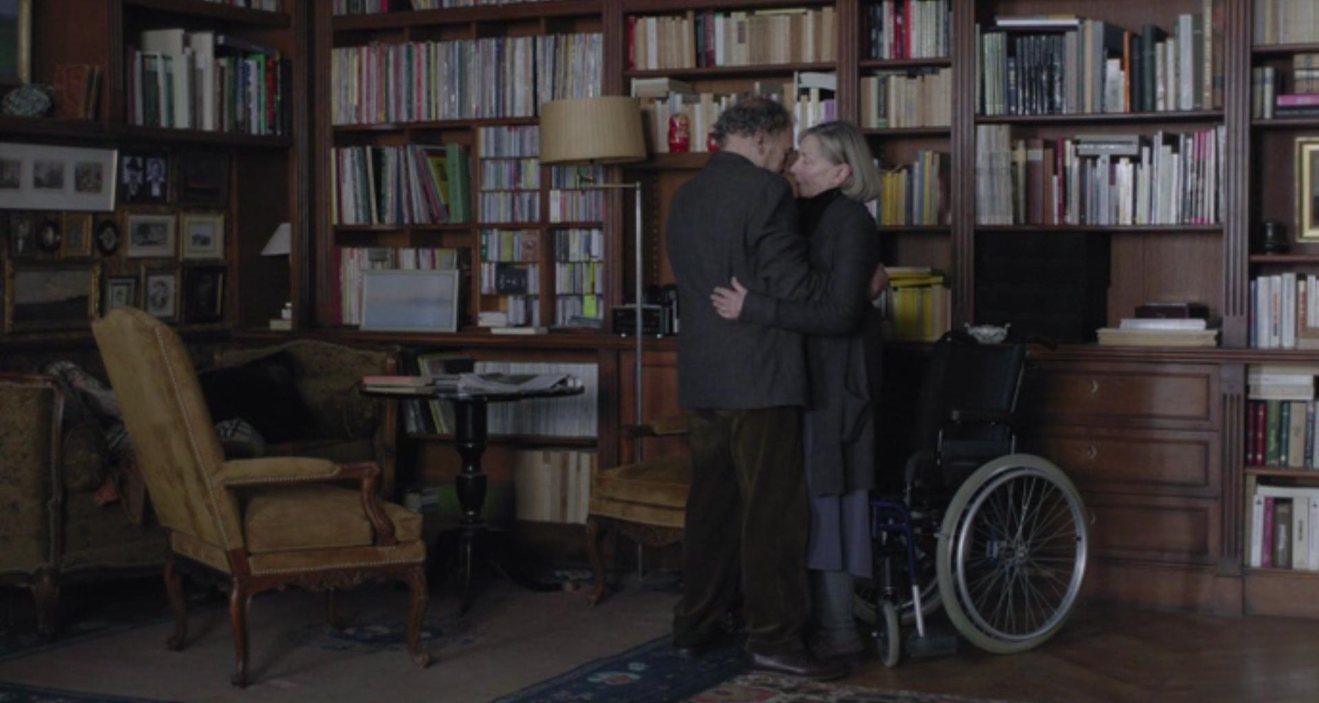 فیلم Amour کاری از میشل هانکه محصول ۲۰۱۲