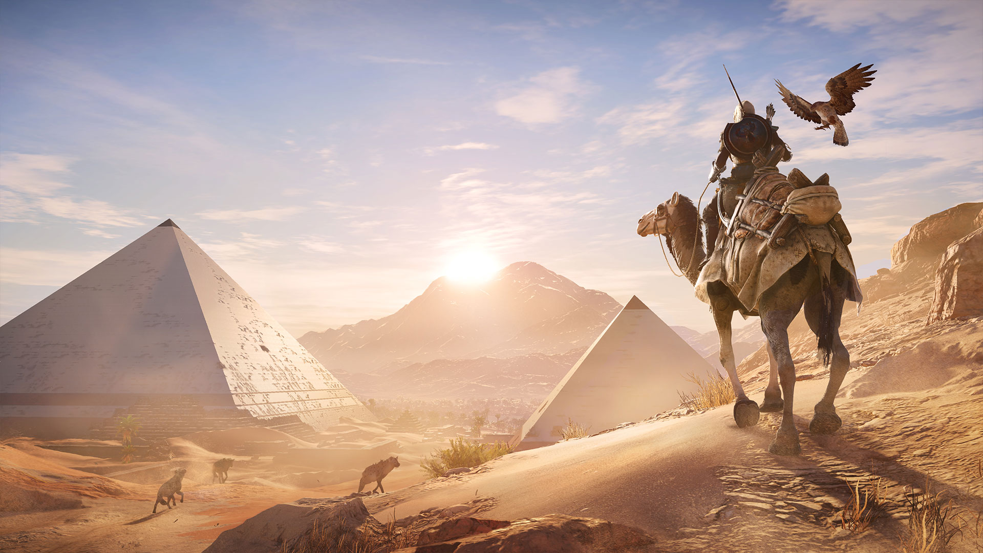 بررسی بازی Assassin's Creed : Origins