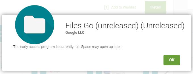 اپ مدیریت فایل گوگل