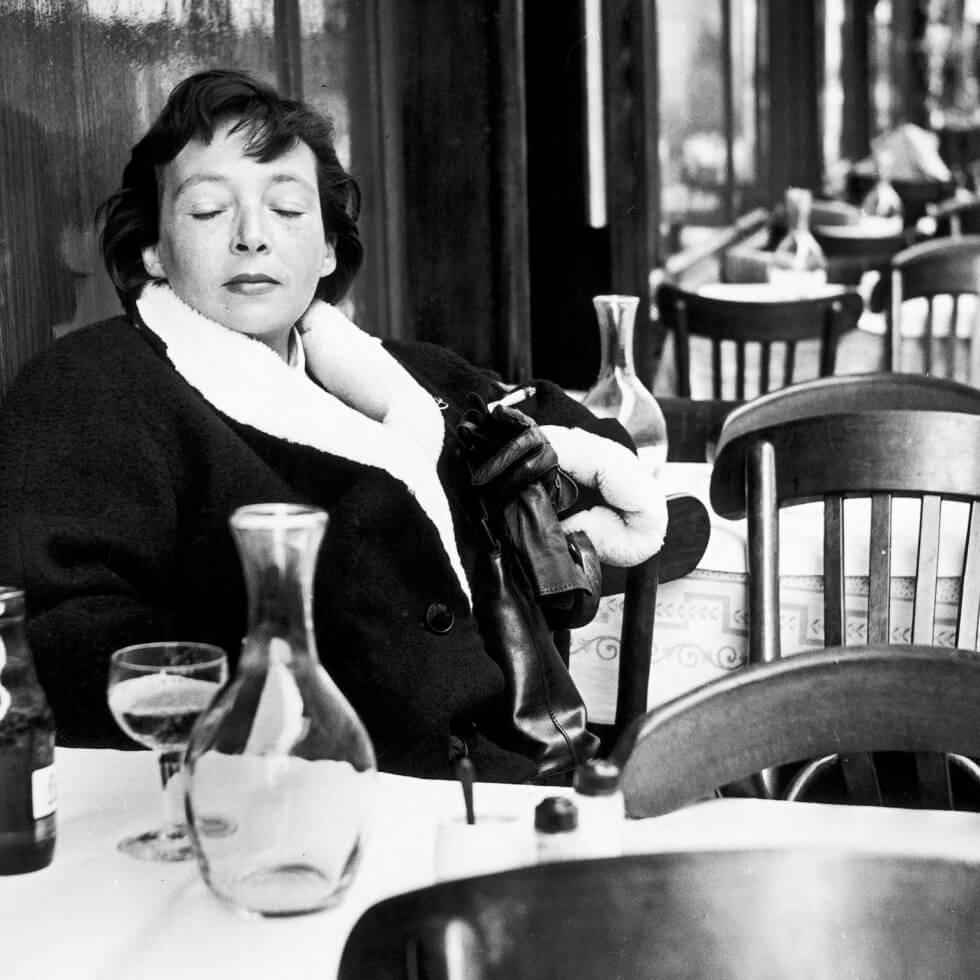 مارگریت دوراس Marguerite Duras نویسندهی زن فرانسوی زبان
