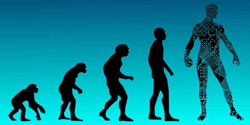 هوش مصنوعی مرحله بعدی تکامل انسان