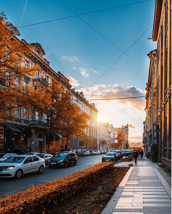 سن پترزبورگ روسیه