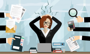 مدیریت استرس کاری