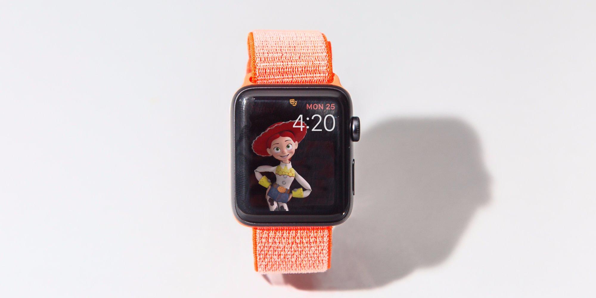 Apple Watch Hollis Johnson