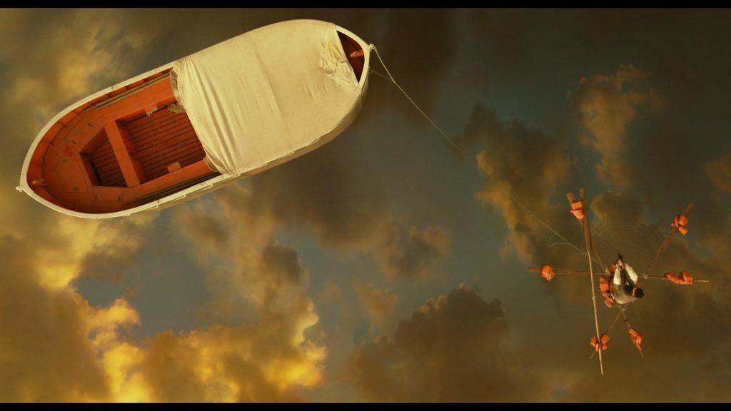 Life of Pi فیلمی از انگ لی محصول 2012