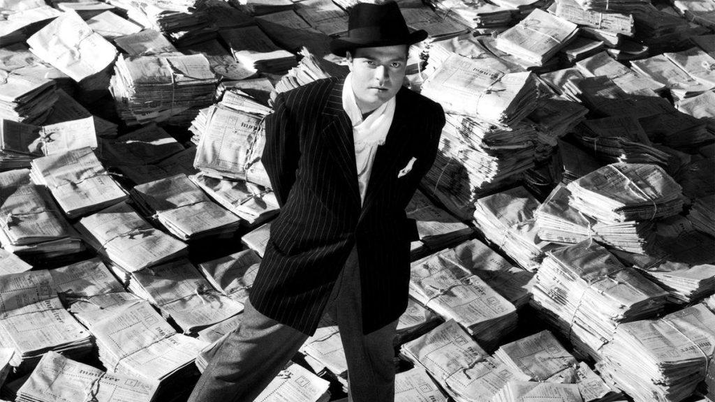 همشهری کین فیلمی از اورسن ولز محصول 1941