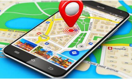 جستجوی یک منطقه خاص در Google Maps