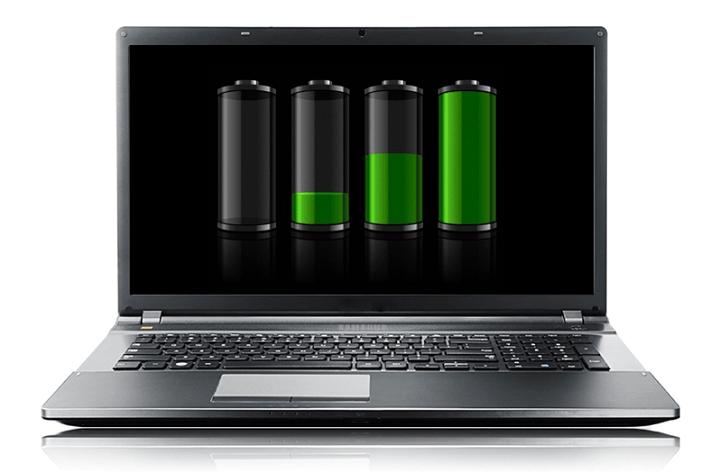 استفاده صحیح باتری لپ تاپ
