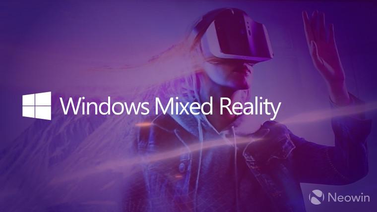 Mixed Reality در ویندوز ۱۰