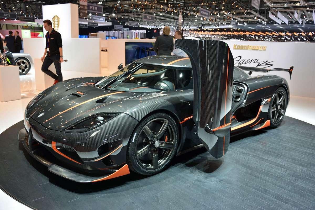 پرسرعت ترین خودرو کنونی دنیا