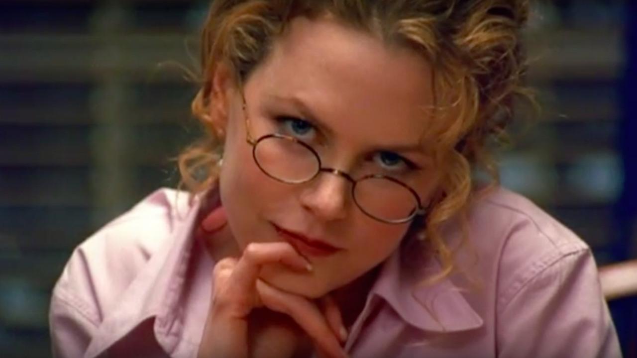 هنرنمایی Nicole Kidman در فیلم Eyes Wide Shut چشمان کاملا بسته اثر استنلی کوبریک