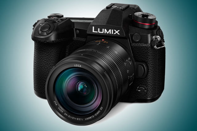 دوربین پاناسونیک Lumix G9