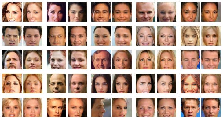 چهره سلبریتیهایی که هوش مصنوعی ساخته