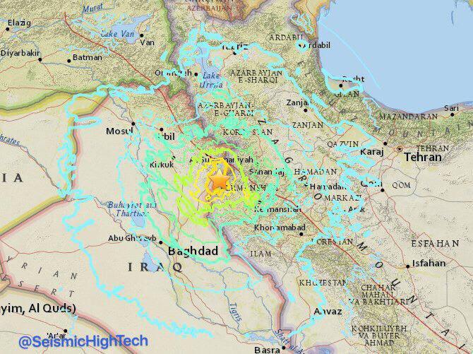 انواع یکای زلزله