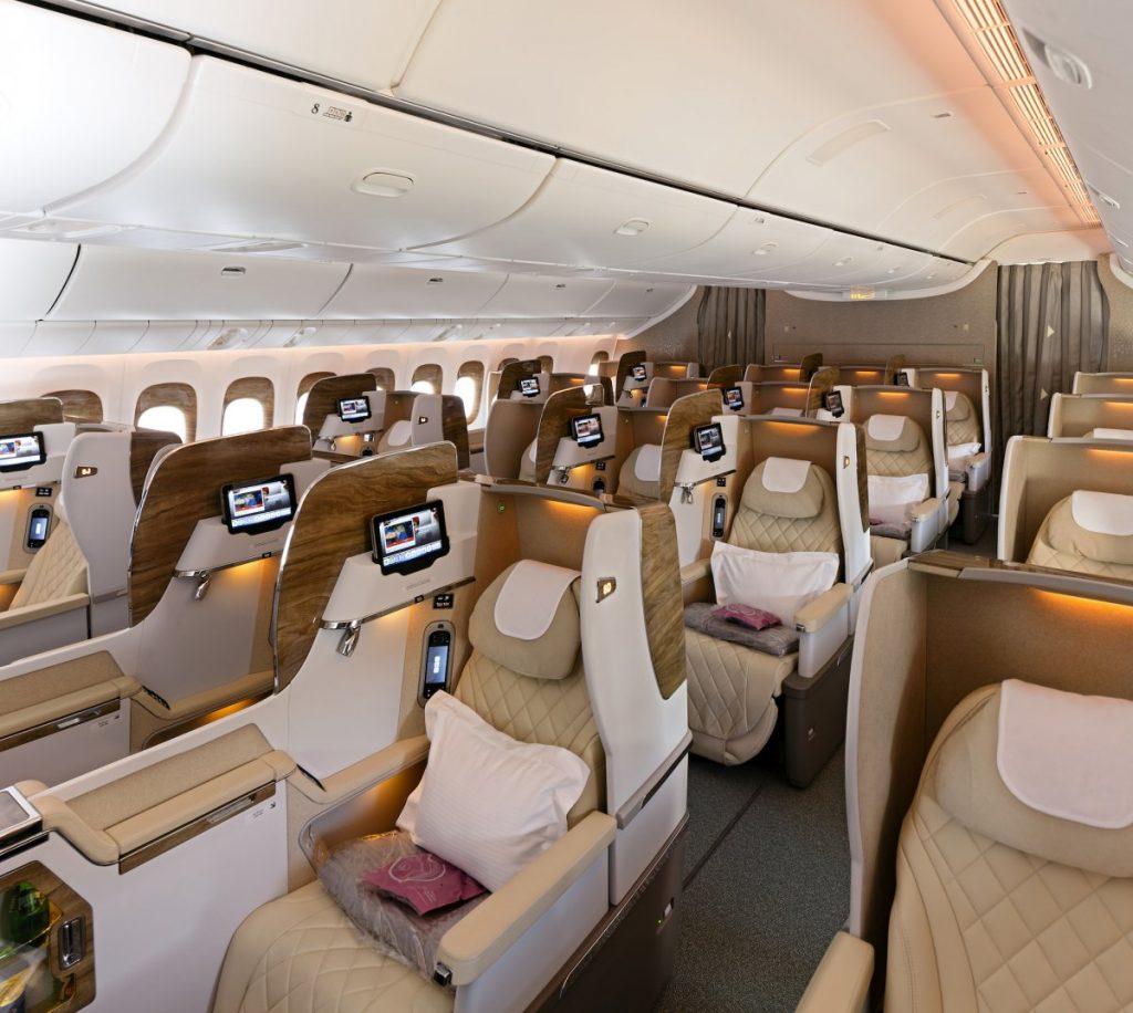 هواپیمای بوئینگ ۷۷۷-۳۰۰ER امارات