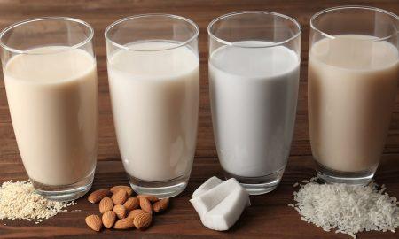 کدامیک از این شیرها پرخاصیت ترند؟ شیر بادام، شیر گاو، شیر سویا یا شیر نارگیل؟