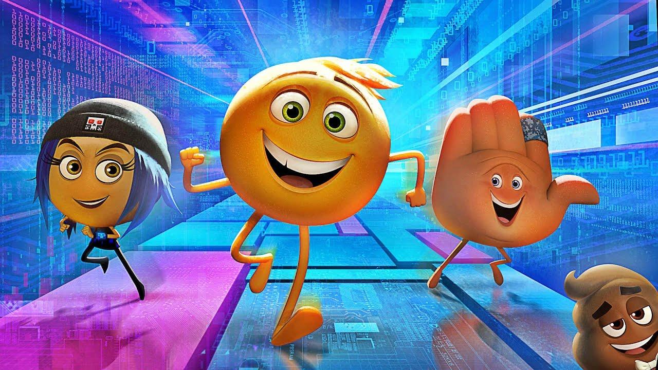 فیلم The Emoji Movie کاری از تونی لئوندیس محصول سال ۲۰۱۷