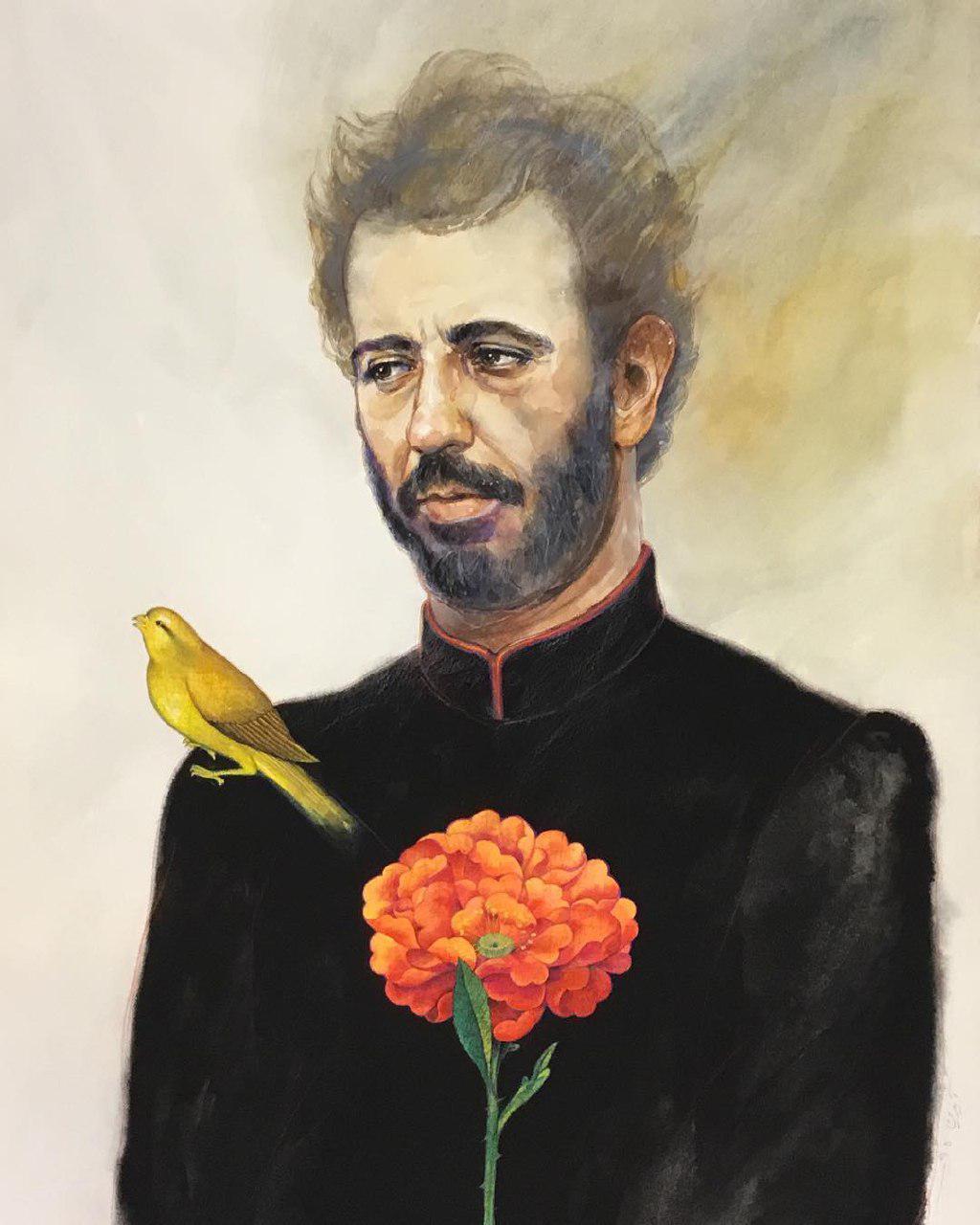 علی حاتمی - طراح آیدین آغداشلو