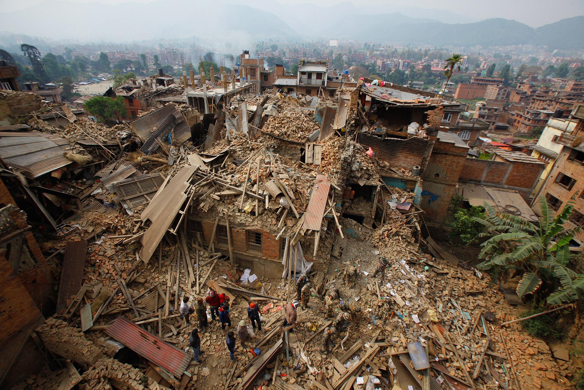 آیا رخداد زلزلههای کوچک تاثیری در کاهش زلزله بزرگ دارد