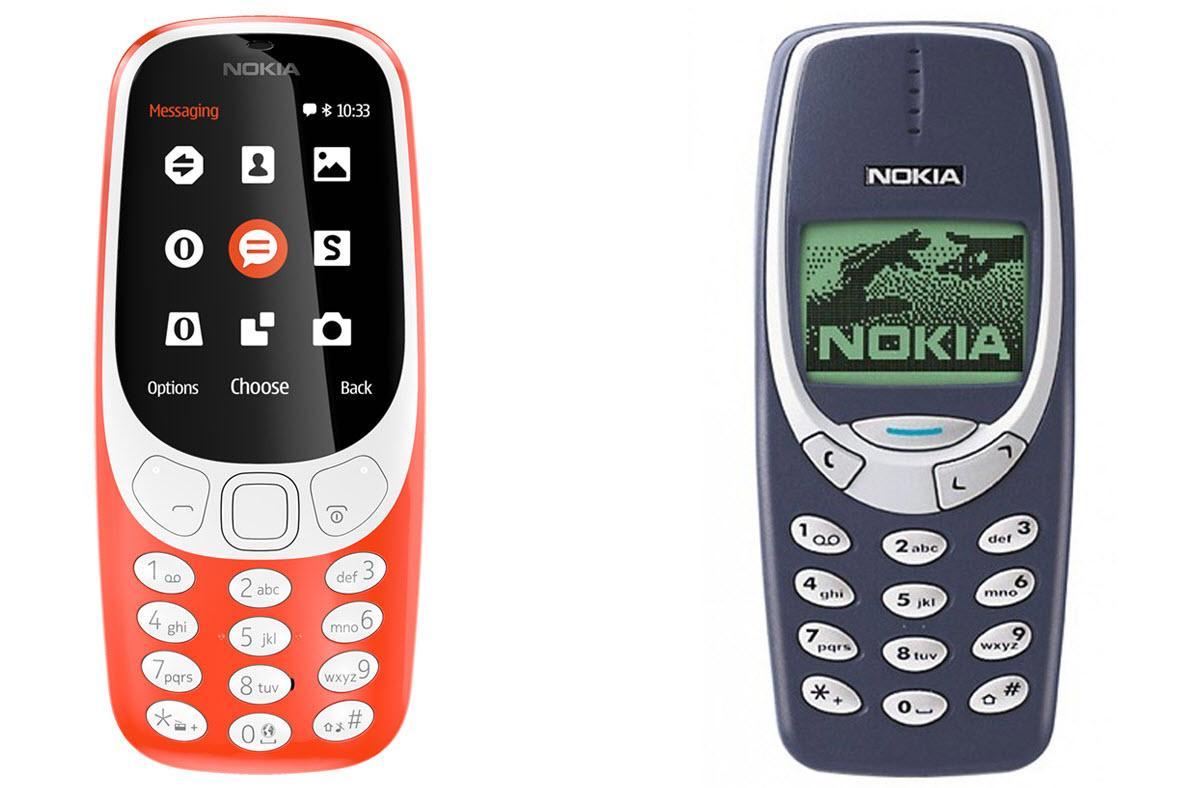 نوکیا ۳۳۱۰ ۴G LTE