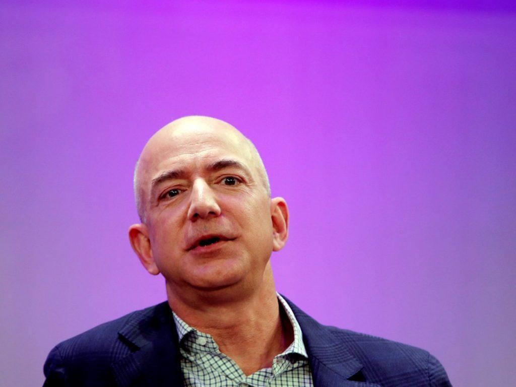 ثروتمندترین افراد جهان: Jeff Bezos