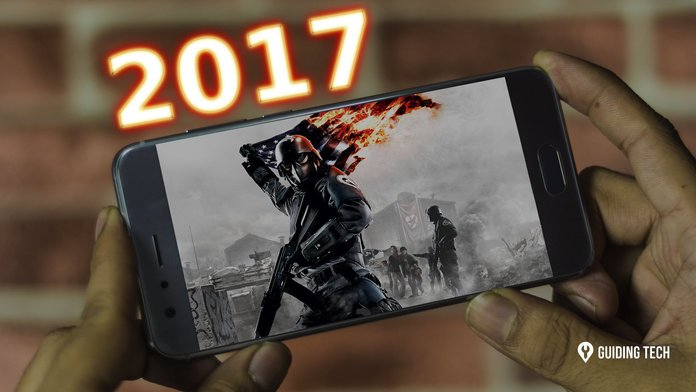 بازی برتر اندروید در سال ۲۰۱۷