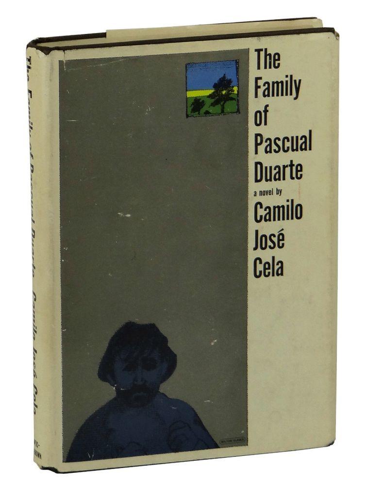 رمان خانواده پاسکوآل دوآرتهThe Family of Pascual Duarteنوشتهی کامیلو خوسه سلا Camilo José Cela
