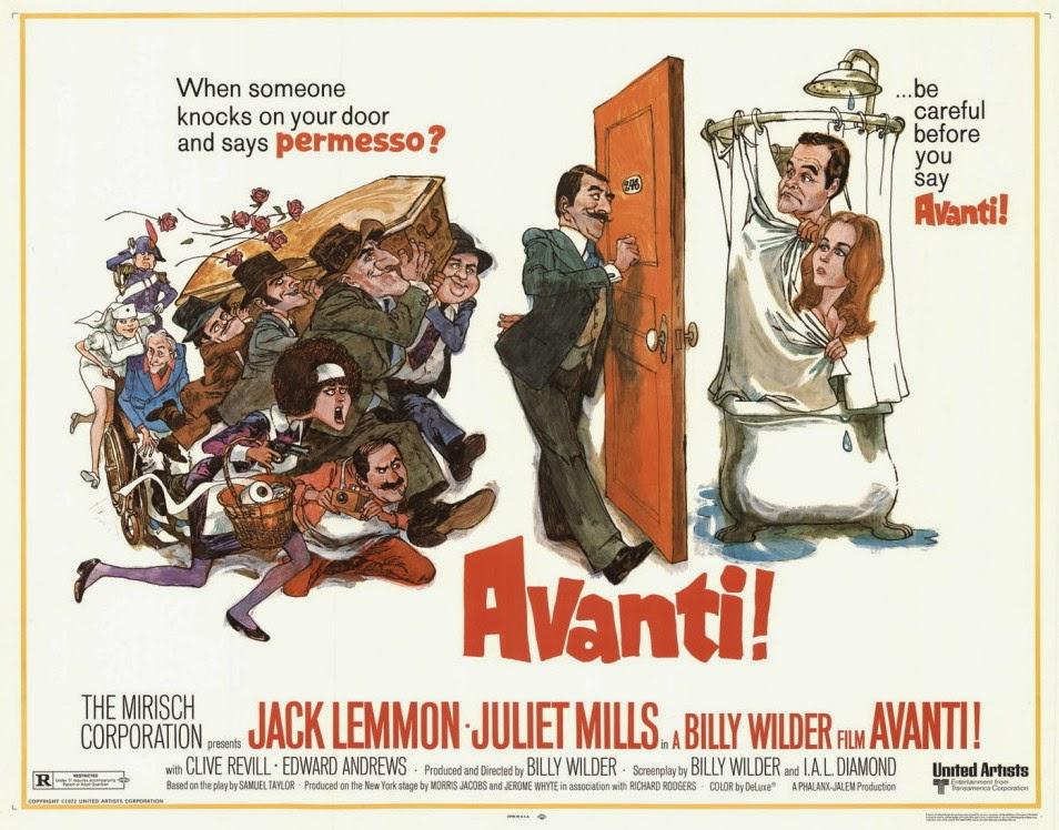 فیلم Avanti! کاری از بیلی وایلدر