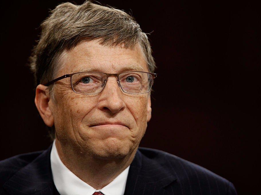 ثروتمندترین افراد جهان: Bill Gates