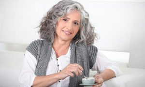 رنگ کردن موهای خاکستری