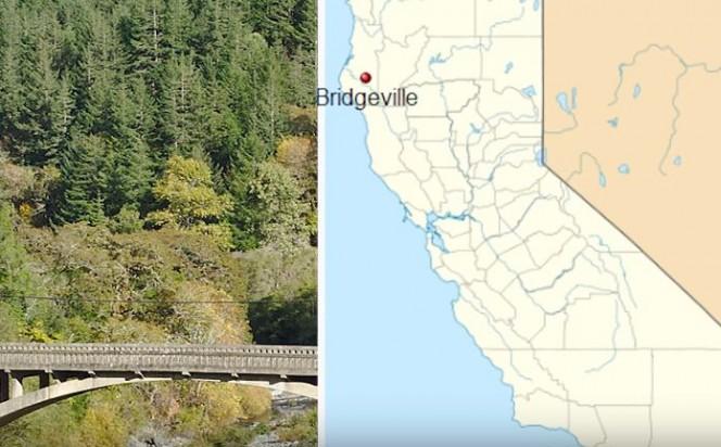 پل هایویل، کالیفرنیا در eBay به فروش رفت