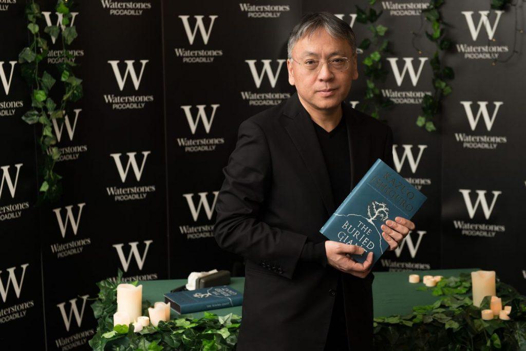 رمان بازمانده روزThe Remains of the Day عنوان اثری از کازوئو ایشی گوروKazuo Ishiguro است. ایشی گورو برندۀ جایزۀ نوبل ادبیات سال ۲۰۱۷ است. داستان رمان بازمانده روز سرگذشت پیشخدمت مردی به نام اِستیونز است.